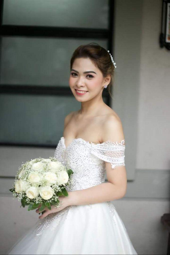 Bride Anne by Anna Limson Makeup Artistry - 002