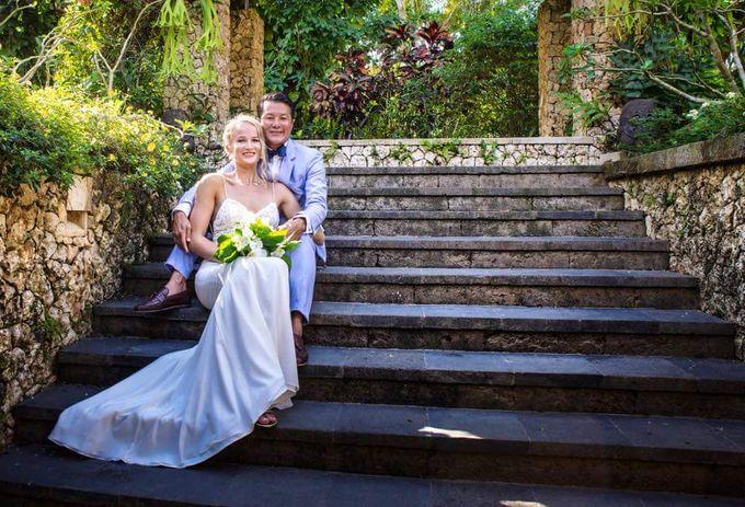Congrats Kelvin And Maria Wedding Day by Amber Liu Make up and Hair  - 007