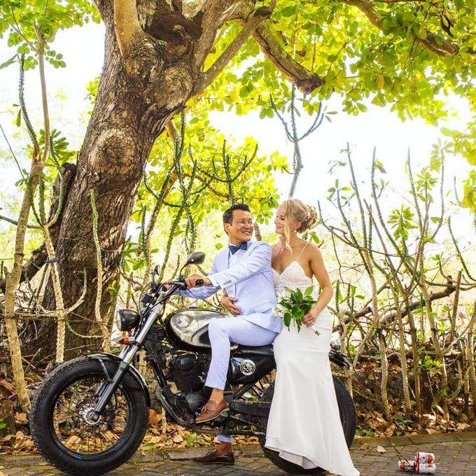 Congrats Kelvin And Maria Wedding Day by Amber Liu Make up and Hair  - 010