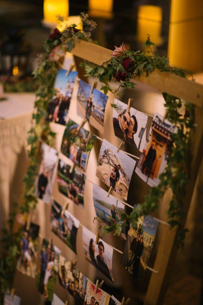 Rustic wedding by BLOOMBEE STUDIO - 013