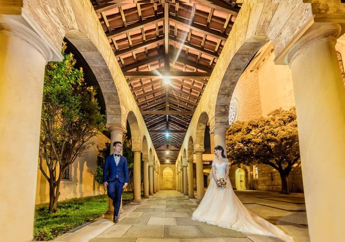 Perth Destination Pre-Wedding Photoshoot by Angel Chua Lay Keng Makeup and Hair - 027
