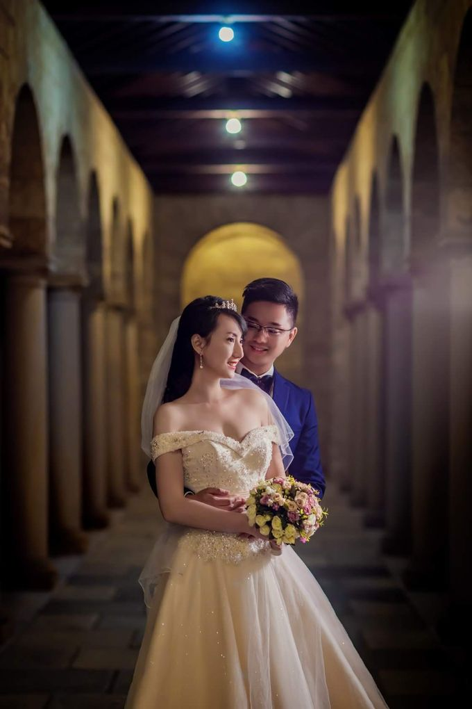 Perth Destination Pre-Wedding Photoshoot by Angel Chua Lay Keng Makeup and Hair - 016