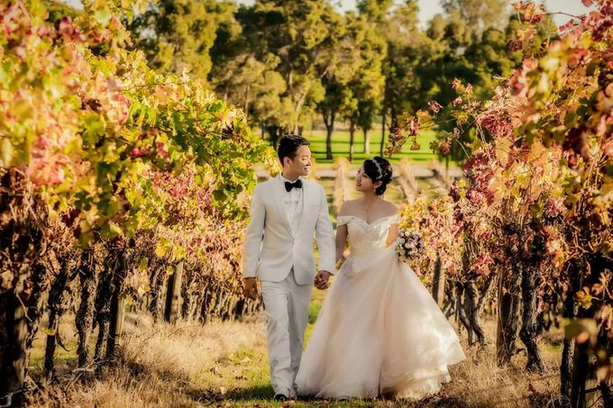 Perth Destination Pre-Wedding Photoshoot by Angel Chua Lay Keng Makeup and Hair - 021