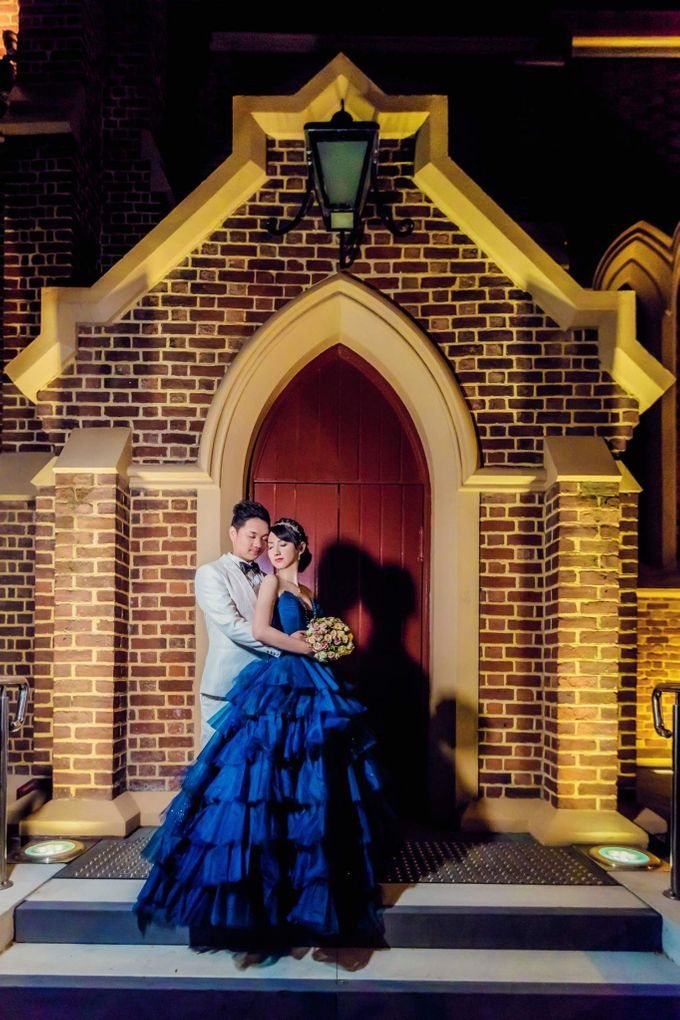Perth Destination Pre-Wedding Photoshoot by Angel Chua Lay Keng Makeup and Hair - 030