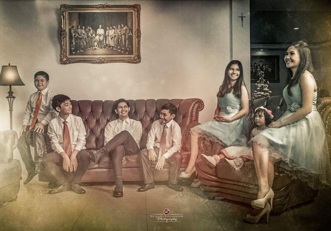 Family Portrait FK-02 by Groovy Photography - 002