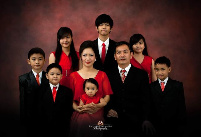 Family Portrait FK-04 by Groovy Photography - 001