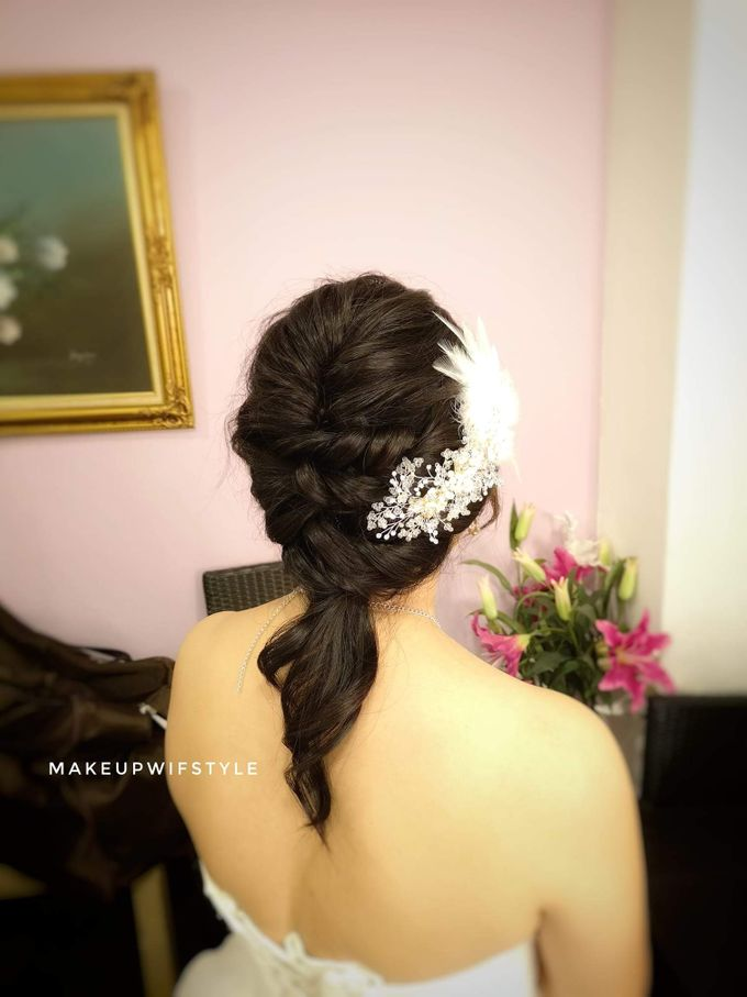 Bridal Makeover For Bride Lanhua AD by Makeupwifstyle - 004