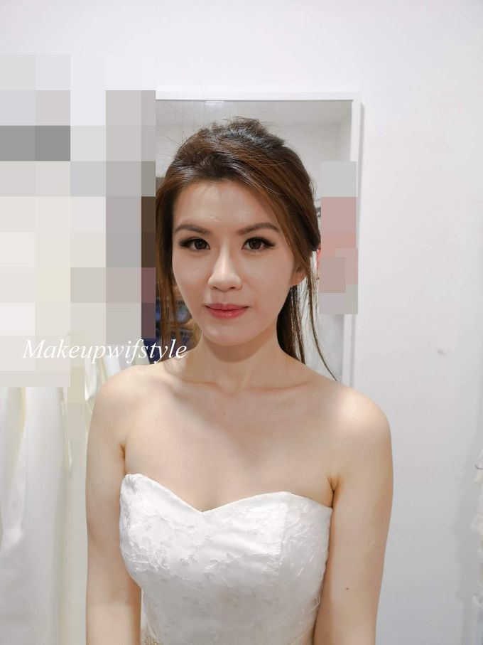 Bridal Makeover For Bride Lanhua AD by Makeupwifstyle - 005