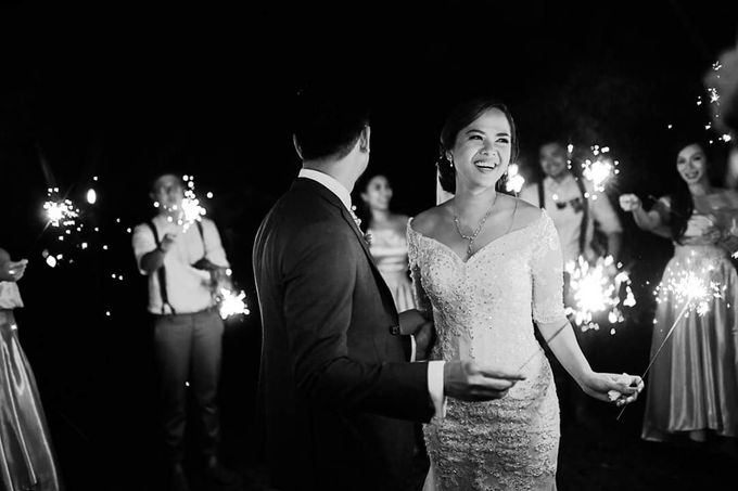 Dhon And Joselle Wedding by Bride Idea - 005