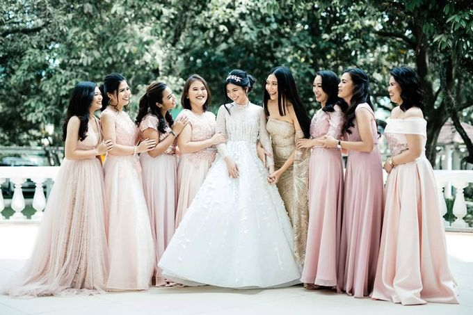 Val And Helen Wedding by Bride Idea - 020
