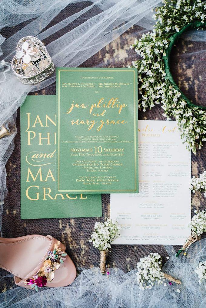 Jan & Grace Wedding by Bride Idea - 015