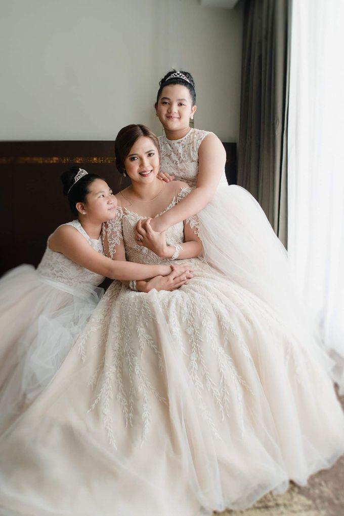 Jan & Grace Wedding by Bride Idea - 007