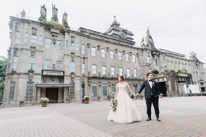 Jan & Grace Wedding by Bride Idea - 001
