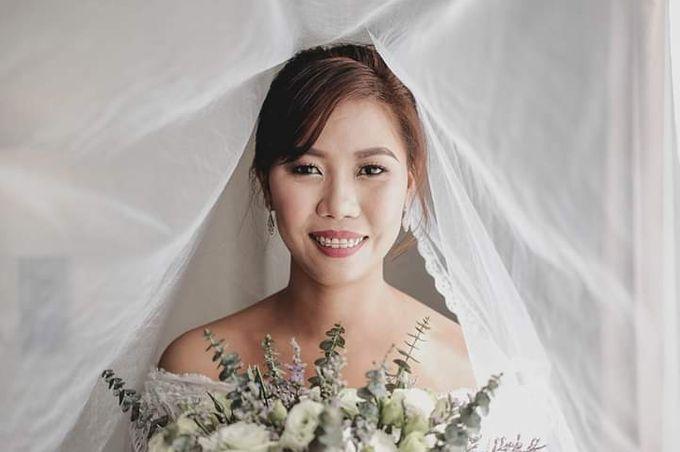 Bride Joyce by Anna Limson Makeup Artistry - 003