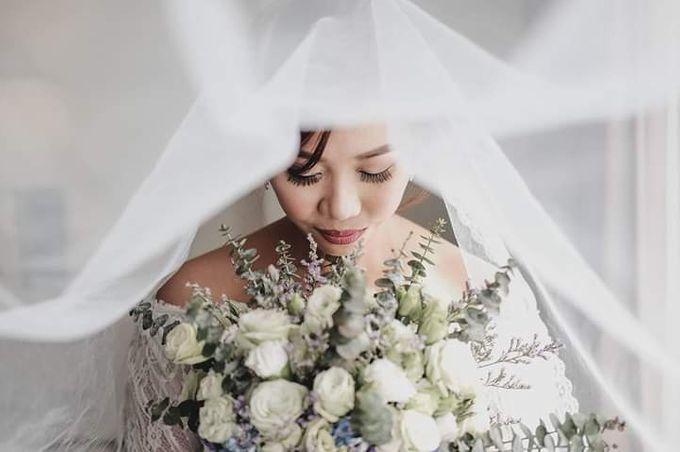 Bride Joyce by Anna Limson Makeup Artistry - 001
