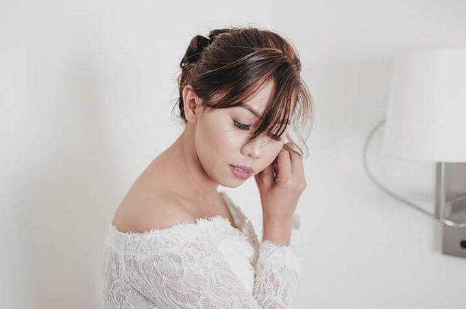 Bride Joyce by Anna Limson Makeup Artistry - 002