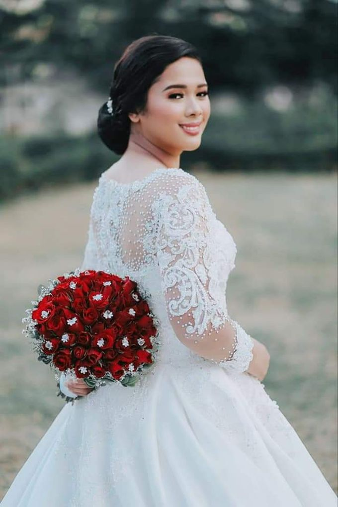 Bride Aivy by Anna Limson Makeup Artistry - 004