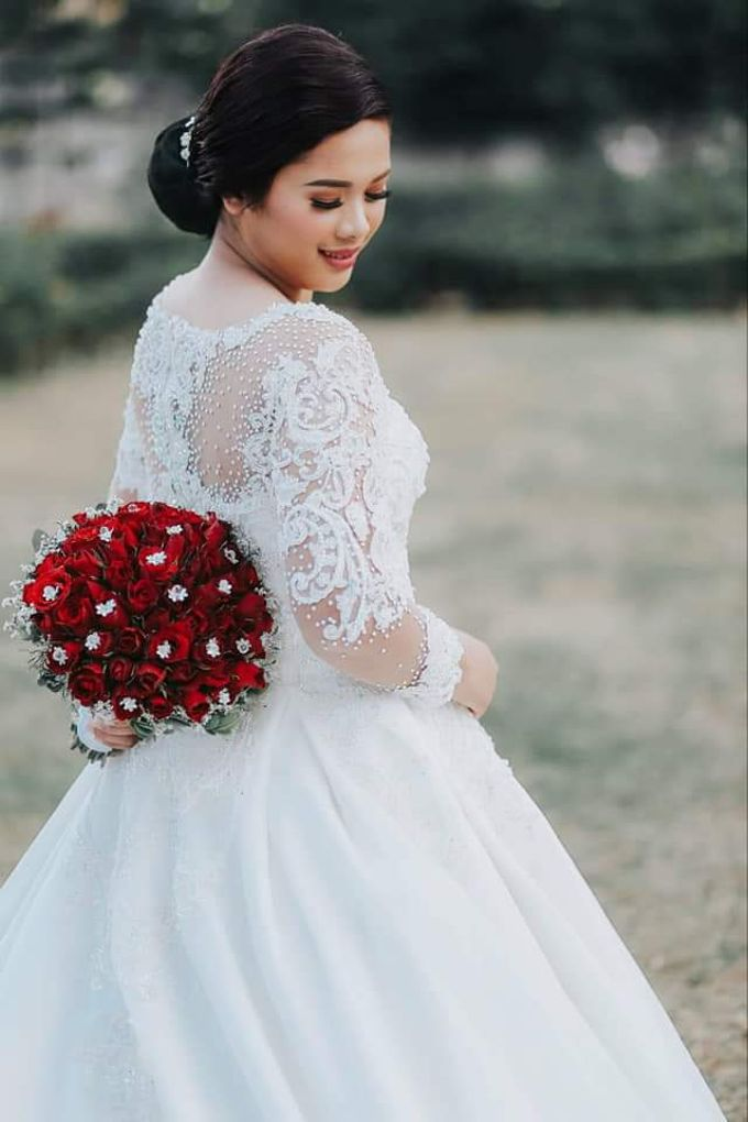 Bride Aivy by Anna Limson Makeup Artistry - 003