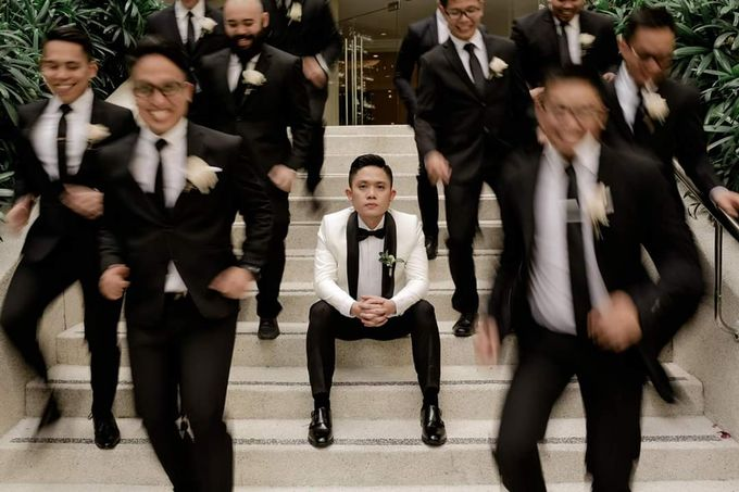 Kris And Cassie Wedding by Bride Idea - 005