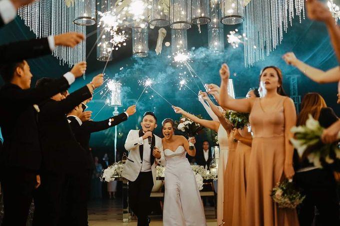Kris And Cassie Wedding by Bride Idea - 021