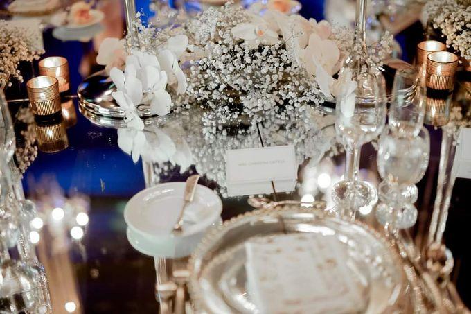 Kris And Cassie Wedding by Bride Idea - 008