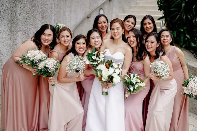 Kris And Cassie Wedding by Bride Idea - 036