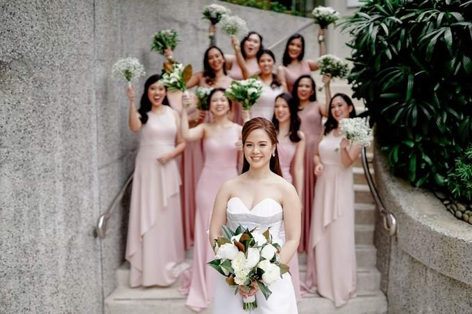 Kris And Cassie Wedding by Bride Idea - 026