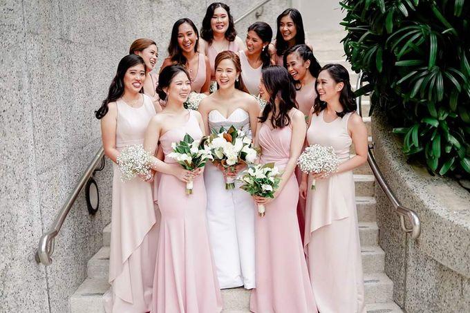 Kris And Cassie Wedding by Bride Idea - 033