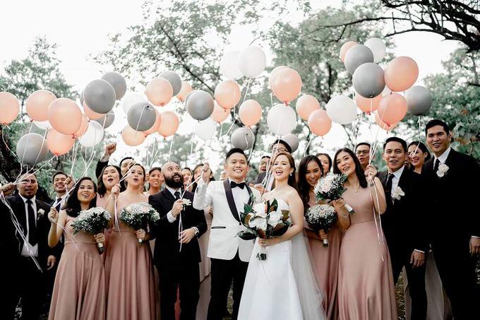 Kris And Cassie Wedding by Bride Idea - 014