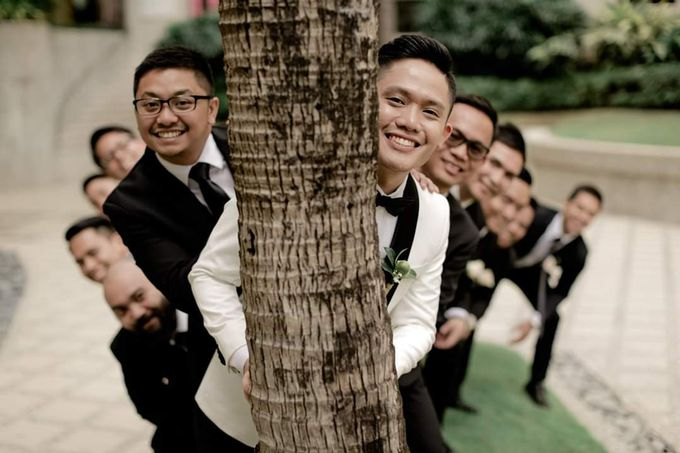 Kris And Cassie Wedding by Bride Idea - 009