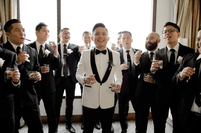 Kris And Cassie Wedding by Bride Idea - 020