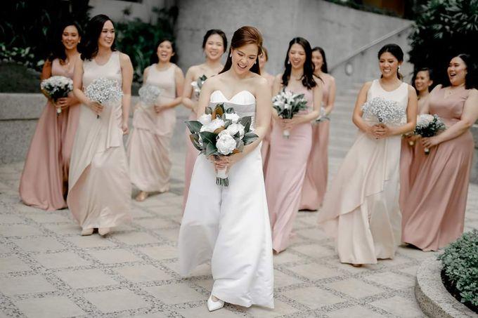 Kris And Cassie Wedding by Bride Idea - 003