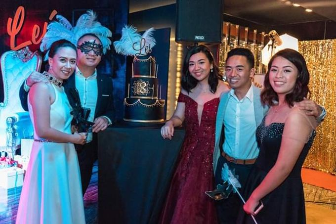 Masquerade Themed Debut by Jaymie Ann Events Planning and Coordination - 001