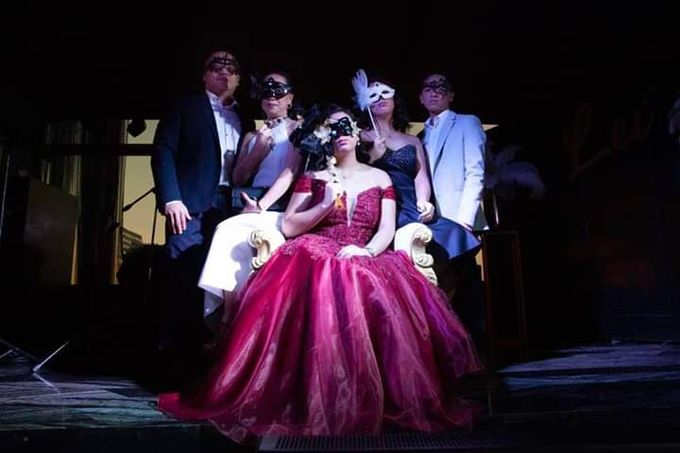 Masquerade Themed Debut by Jaymie Ann Events Planning and Coordination - 007