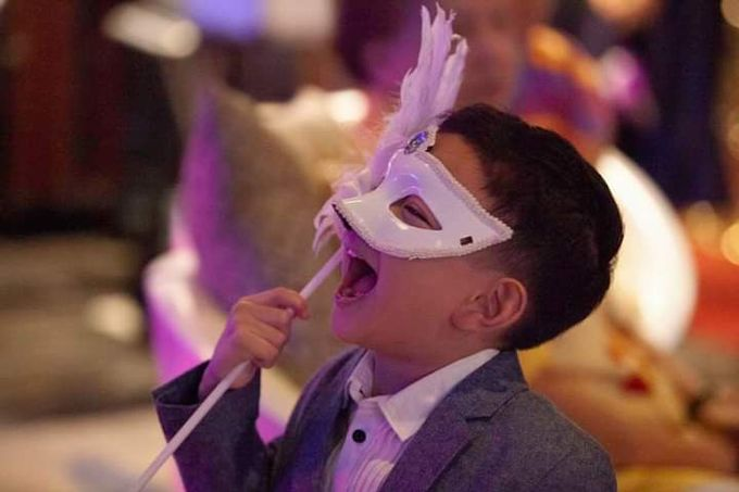 Masquerade Themed Debut by Jaymie Ann Events Planning and Coordination - 003
