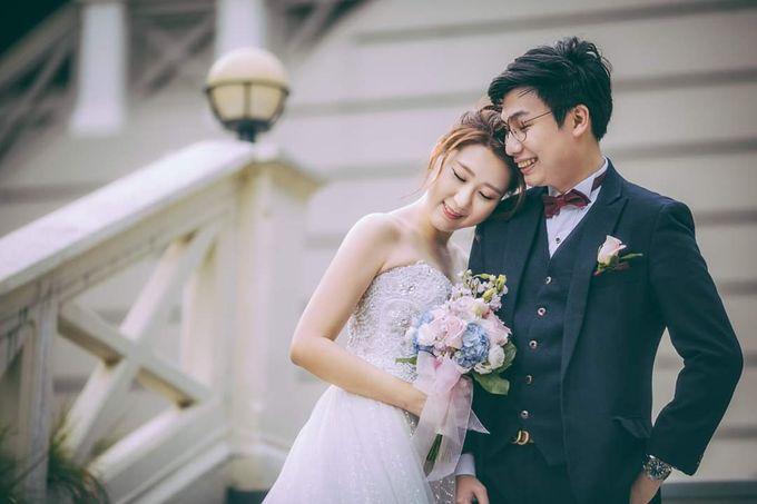Bride Si Jia by Shino Makeup & Hairstyling - 008