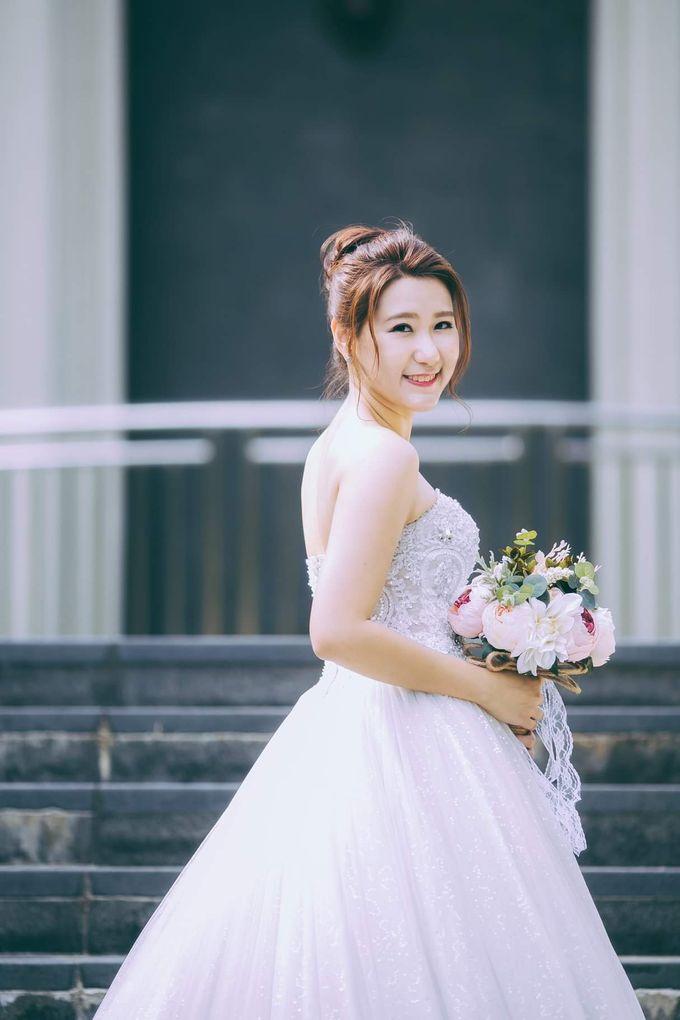 Bride Si Jia by Shino Makeup & Hairstyling - 004