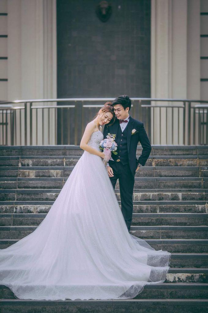 Bride Si Jia by Shino Makeup & Hairstyling - 007