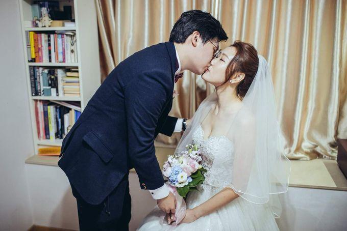 Bride Si Jia by Shino Makeup & Hairstyling - 005