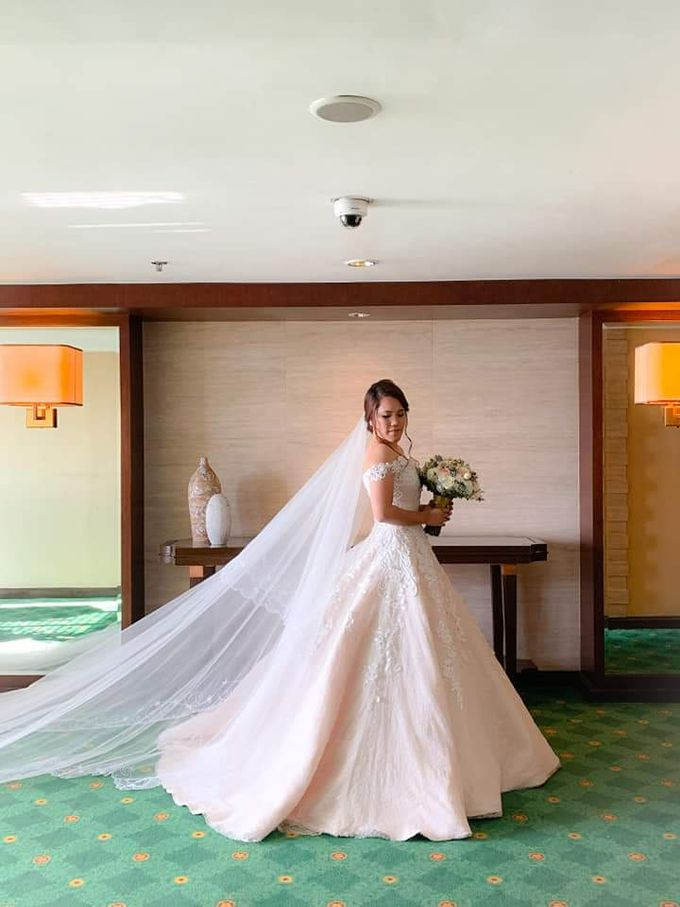 Angela Flores & Ian Dennis Wedding by Magic Touch by Klick Victoria - 005