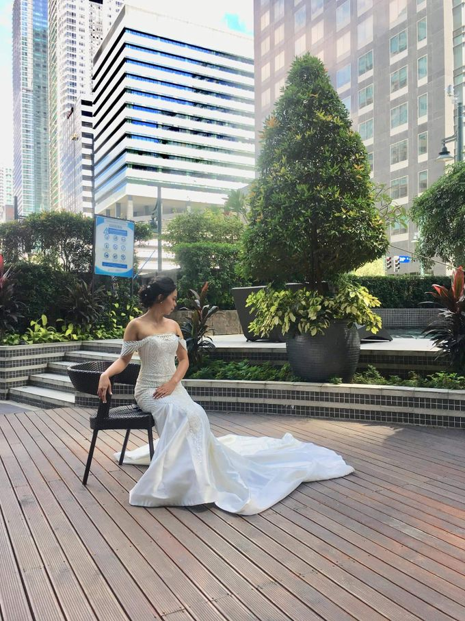 Vanessa Atienza Wedding by Magic Touch by Klick Victoria - 003