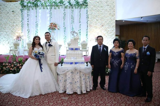 Jeffry & Laura by Libra Cake - 001
