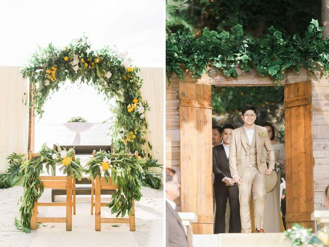 Jed & Jaq Wedding by Bride Idea - 030