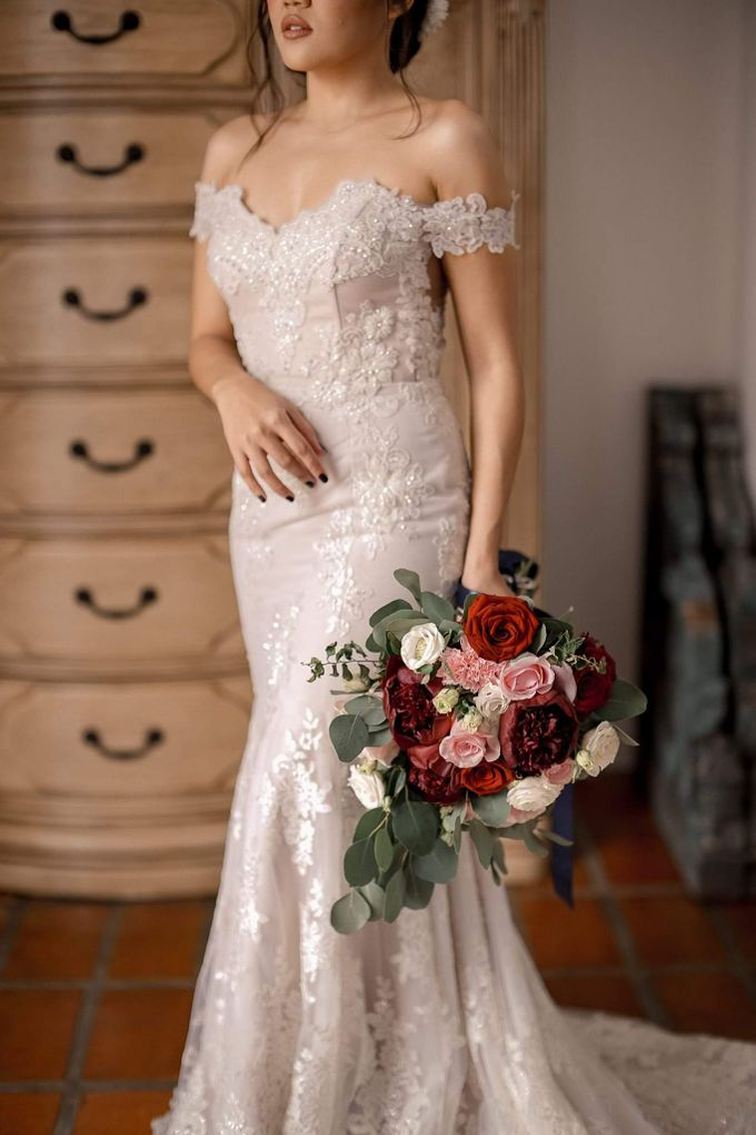 Ricky And Jean Wedding by Bride Idea - 009