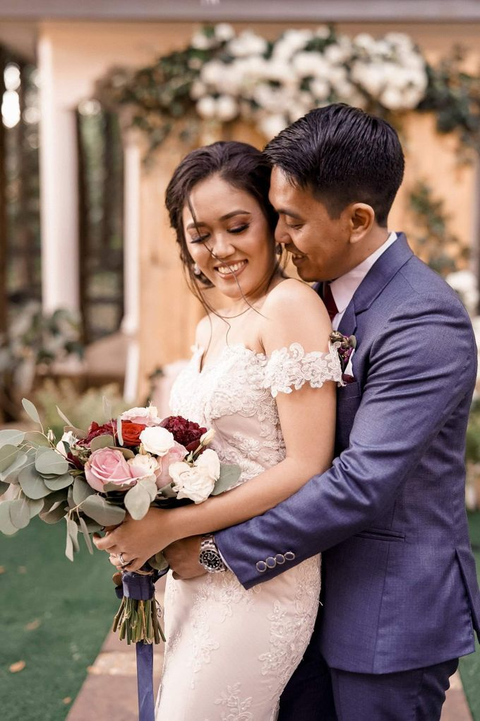Ricky And Jean Wedding by Bride Idea - 013