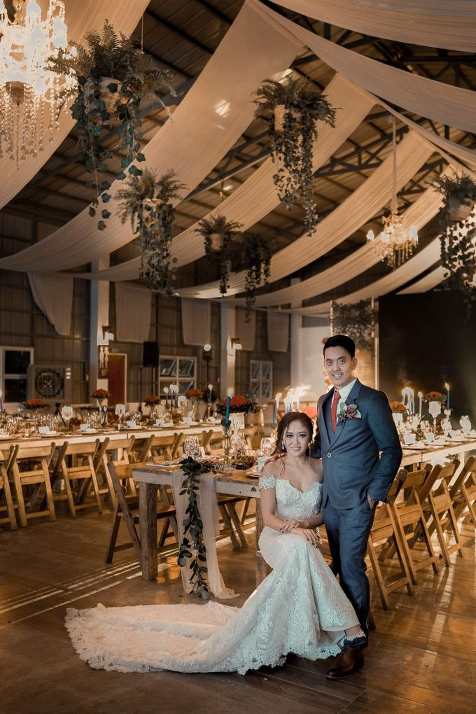Ricky And Jean Wedding by Bride Idea - 015