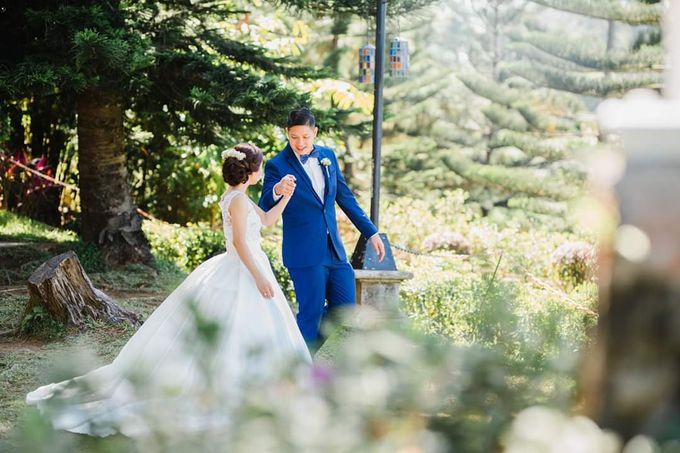 Jed And Joanne Wedding by Bride Idea - 006