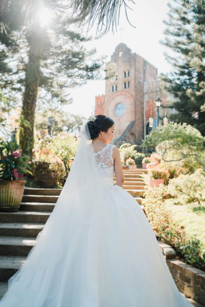 Jed And Joanne Wedding by Bride Idea - 013