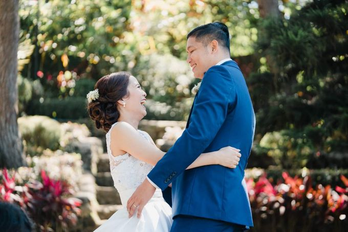 Jed And Joanne Wedding by Bride Idea - 005