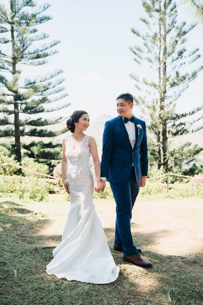 Jed And Joanne Wedding by Bride Idea - 009